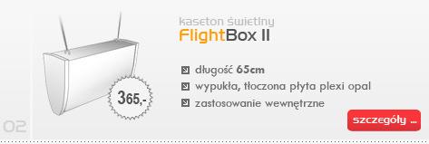Kaseton świetlny FlightBox II
